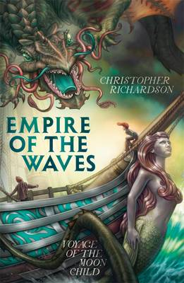 Empire Of The Waves: Voyage Of The Moon Child book