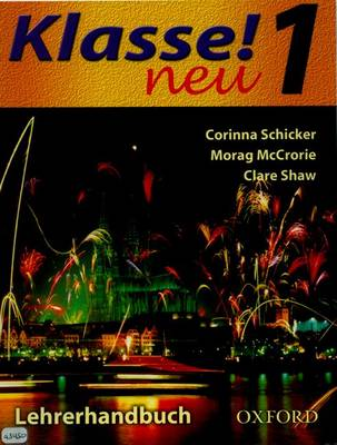 Klasse! Neu: Part 2: Workbook L - Noch mal! by Corinna Schicker