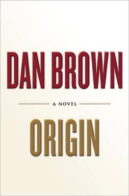 Origin - Large Print by Dan Brown