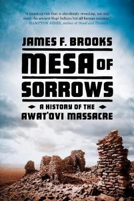 Mesa of Sorrows by James F. Brooks