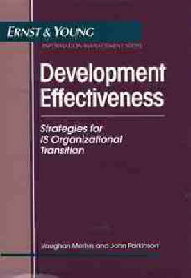 Development Effectiveness by Ernst & Young