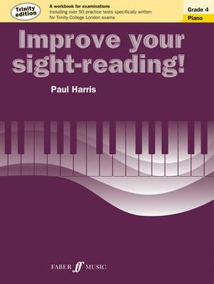 Piano Trinity Edition Grade 4 by Paul Harris