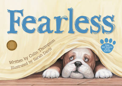 Fearless (Big Book) by Colin Thompson