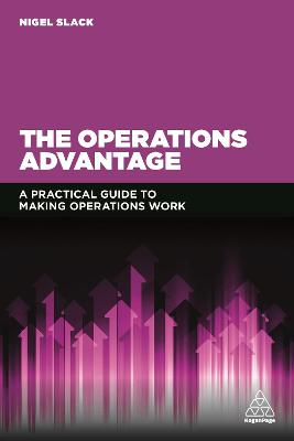 The Operations Advantage by Prof. Nigel Slack
