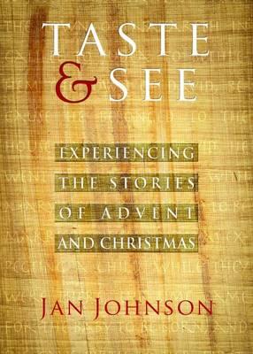Taste & See by Dr Jan Johnson