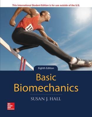 ISE Basic Biomechanics by Susan Hall