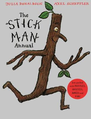 Stick Man Annual 2019 by Julia Donaldson