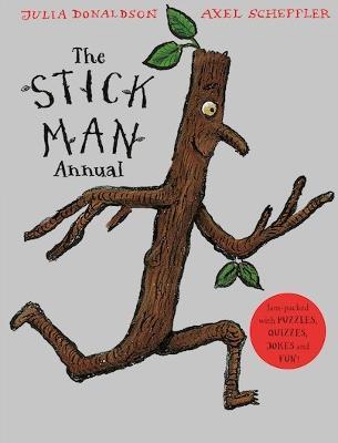 The Stick Man Annual 2019 by Julia Donaldson