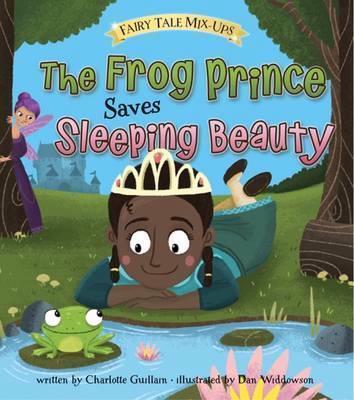 Frog Prince Saves Sleeping Beauty book