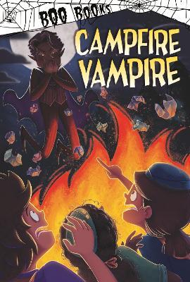 Campfire Vampire by John Sazaklis