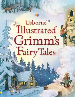 Illustrated Grimm's fairy tales by Gillian Doherty