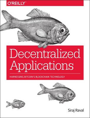 Decentralized Applications book