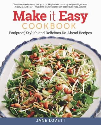 Make It Easy Cookbook by Jane Lovett