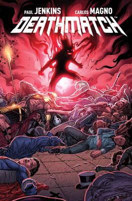 Deathmatch  Vol. 3 by Paul Jenkins