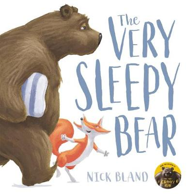 Very Sleepy Bear by Bland,Nick