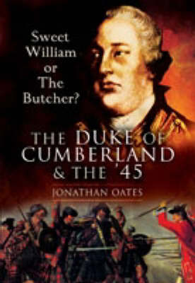 Sweet William or the Butcher? by Jonathan Oates