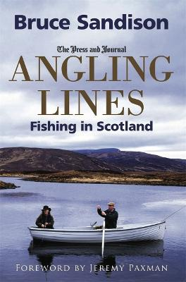 Angling Lines by Bruce Sandison