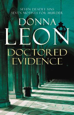 Doctored Evidence book