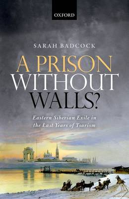 Prison Without Walls? by Sarah Badcock