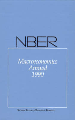 NBER Nacroeconomics Annual by Olivier Blanchard