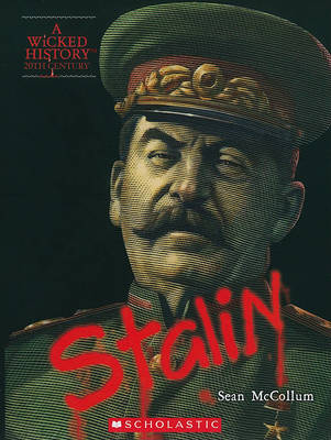 Joseph Stalin by Sean McCollum