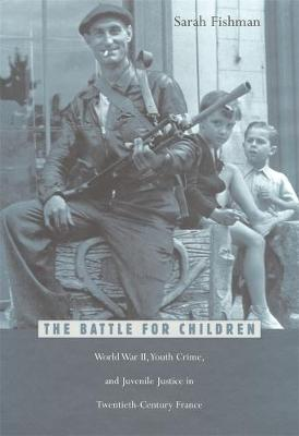 Battle for Children book