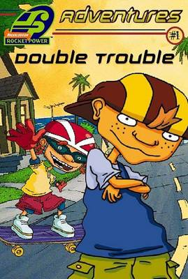 Adventures: #1: Double Trouble by Steven Banks