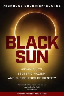Black Sun by Nicholas Goodrick-Clarke