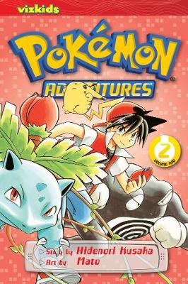 Pokemon Adventures, Vol. 2 (2nd Edition) by Mato
