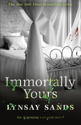 Immortally Yours by Lynsay Sands