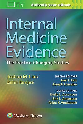 Internal Medicine Evidence by Dr. Joshua Liao