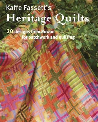 Kaffe Fassett's Heritage Quilts book