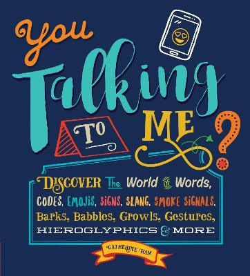 You Talking to Me? by Catherine Ham