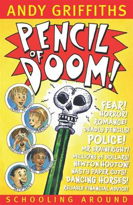 Pencil of Doom! book