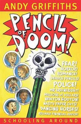 Pencil of Doom! book