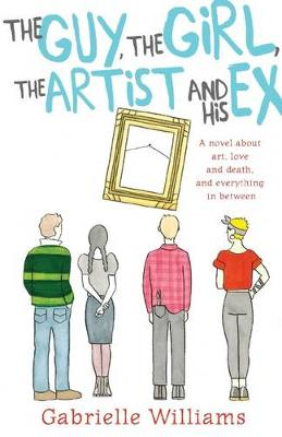 Guy, the Girl, the Artist and His Ex book