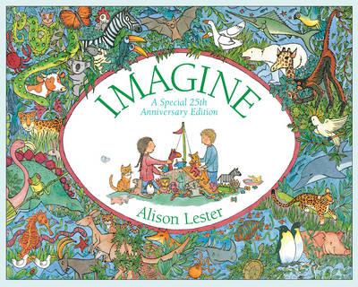 Imagine 25th Anniversary Edition book