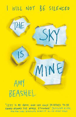 The Sky is Mine: Shortlisted for the Bristol Teen Book Award, 2020 by Amy Beashel