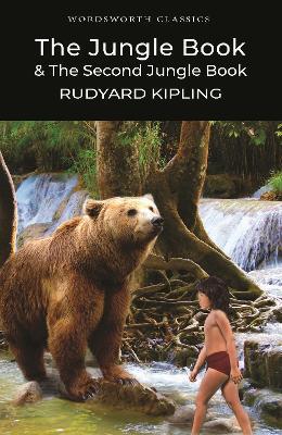 Jungle Book & The Second Jungle Book by Rudyard Kipling