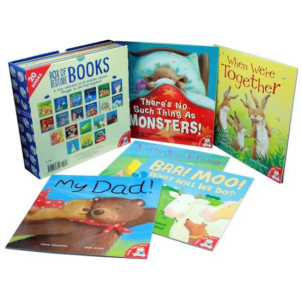 My Big Box of Bedtime Stories (20 Books) by Various