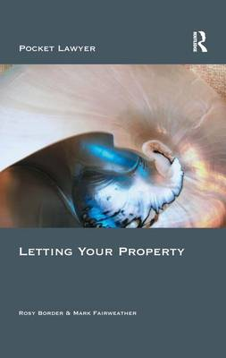 Letting Your Property by Mark Fairweather