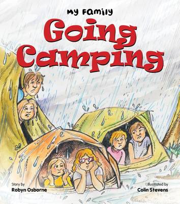 Going Camping by Robyn Osborne