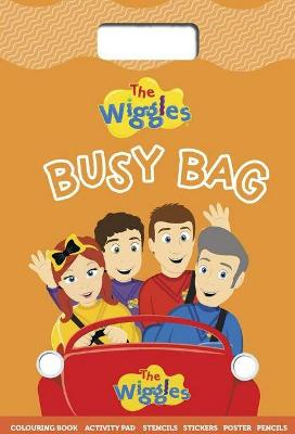 The Wiggles! Busy Bag book