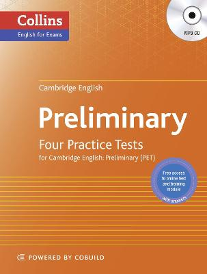 Practice Tests for Cambridge English: Preliminary by Peter Travis
