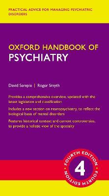 Oxford Handbook of Psychiatry book