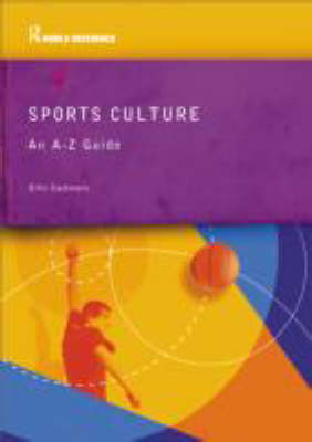 Sports Culture by Ellis Cashmore