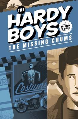 The Missing Chums  4 by Franklin W. Dixon