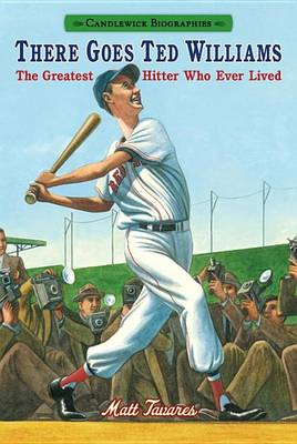 There Goes Ted Williams: The Greatest Hitter Who Ever Lived book