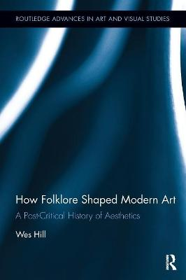 How Folklore Shaped Modern Art book