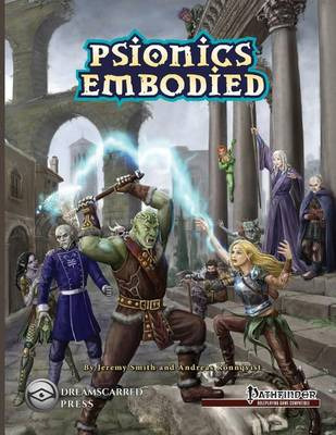 Psionics Embodied by Jeremy Smith